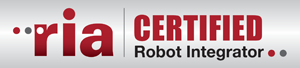 RIA Certified Robot Integrator Small
