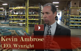 Wynright Drives Material Handling Innovation